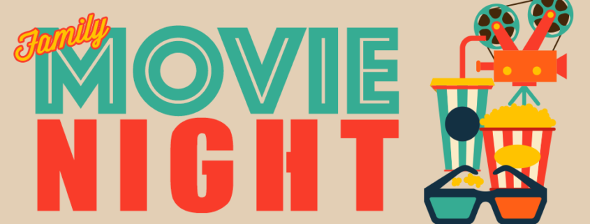 Family Movie Night Armenian Evangelical Brethren Church